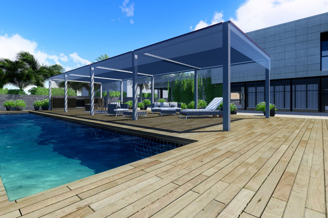 Outdoor concepts marbella en pool house marbella for Pool design concepts llc