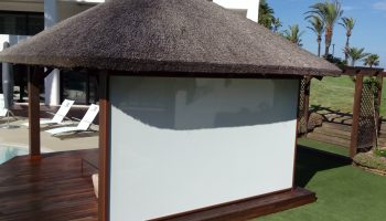 Screens Vertical Awnings