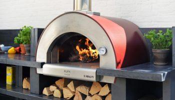 ALFA FORNI Outdoor Pizza Ovens