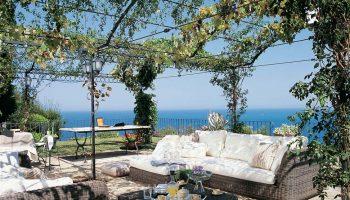 Classic Gazebo for Climbing Plants Marbella