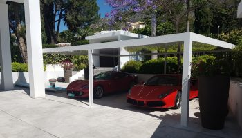 Modern Carports Outdoor Concepts Marbella