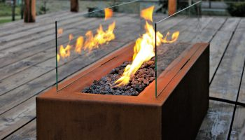 Outdoor Gas Fires
