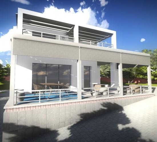 Casa Residencial Ibiza I