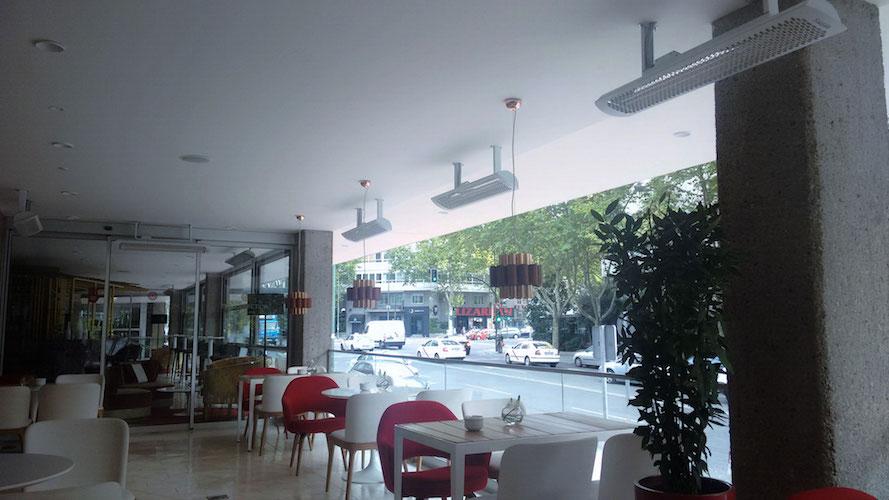 Restaurante Bromic® Tungsten Electric