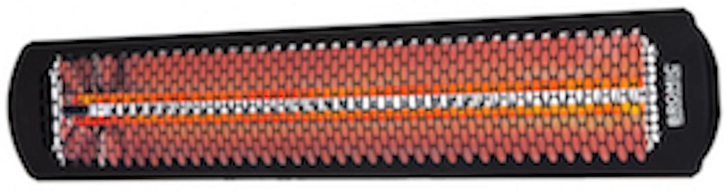 Bromic® Tungsten Electric Black 6000W