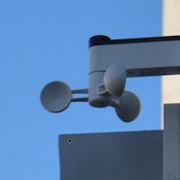 Sensor de lluvia y viento accesorio de la pérgola Biossun