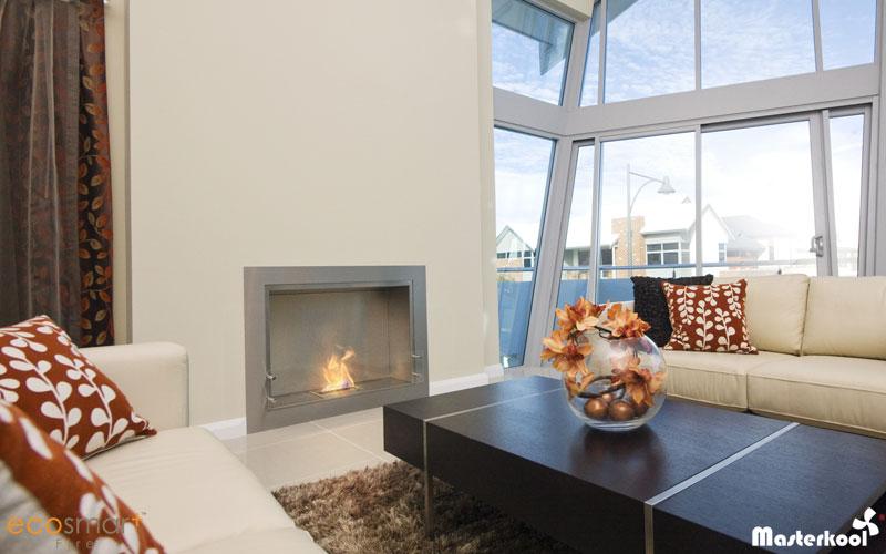 Big Ecosmart Fireplaces Insert