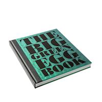 Libro de recetas para cocinar en Big Green Egg