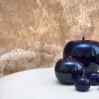 Comprar esculturas en forma de frutas Bull Stein