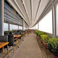 Cubierta móvil para terrazas Suntech