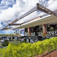 Pérgola Suntech para terrazas en hostelería