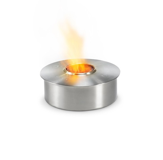Quemador EcoSmart™ Fire AB3 Acero Inoxidable Pulido