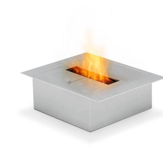 Quemador cuadrado bioetanol BK5 EcoSmart™ Fire