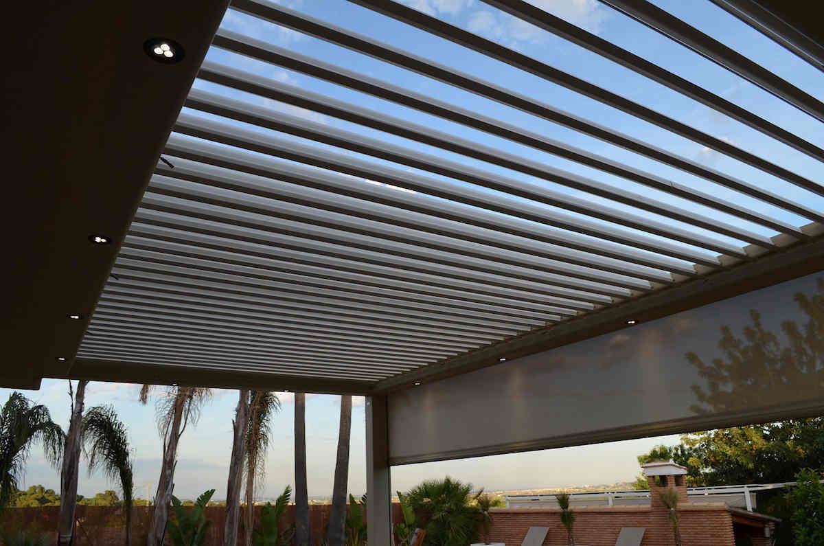 Instalación Biossun de Outdoor Concepts en Valencia