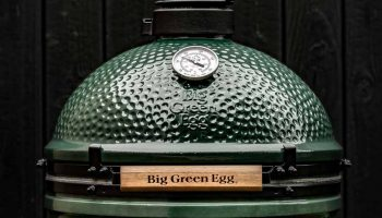 Barbacoa de carbón Big Green Egg